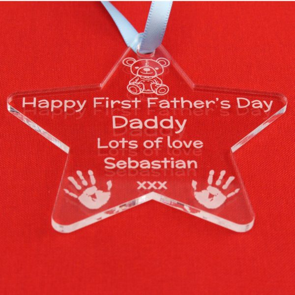 first fathers day star 3