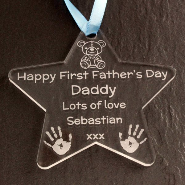 first fathers day star 9