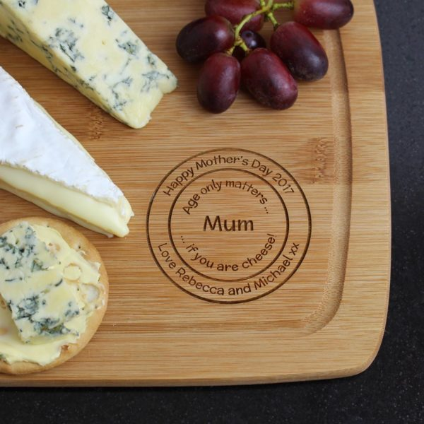 mothers day cheese board