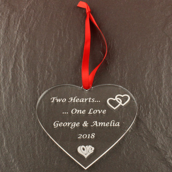 valentines two hearts full