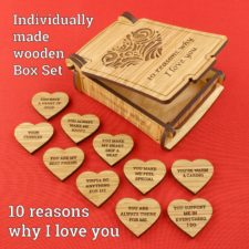 10 reasons love you generic open box text 3