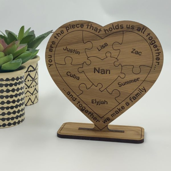 heart freestanding 13