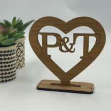 heart freestanding 15