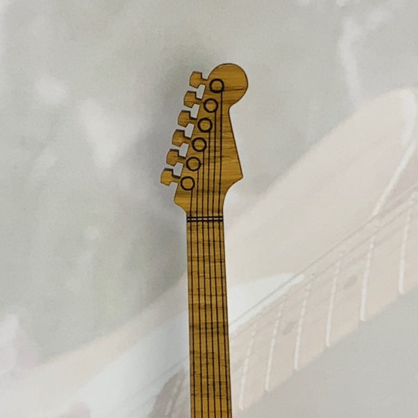guitar freestanding fathers day gift 12