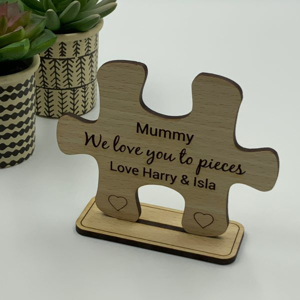 puzzle freestanding beech mothers day 17