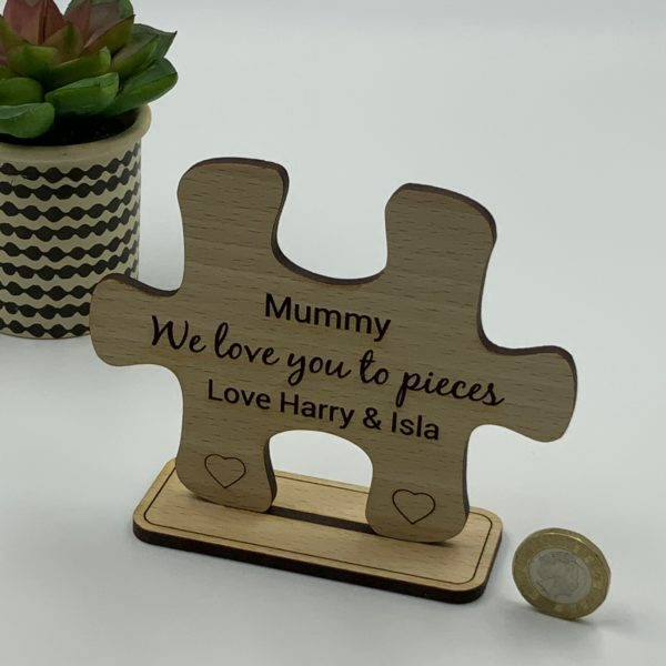 puzzle freestanding beech mothers day 19